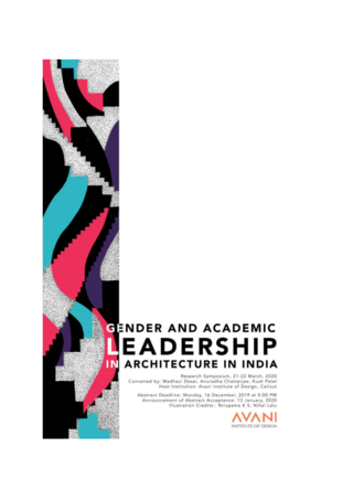 CfP: Gender and Academic Leadership in Architecture in India
