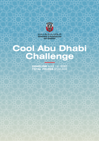 Competition Brief: Cool Abu Dhabi Challenge