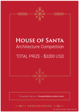 Competition Brief: House for Santa