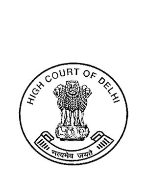 Delhi High Court Seal