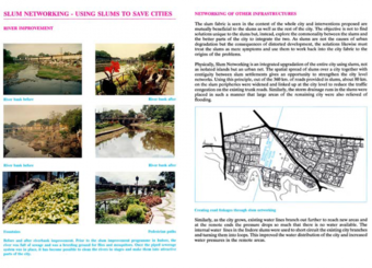 6. River improvement and networking of other infrastructure