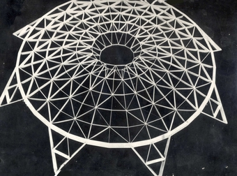 Geodesic structure