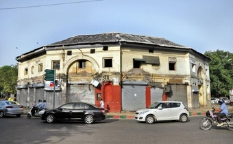The New Delhi Municipal Council has finally managed to secure Gole Market's main circular building