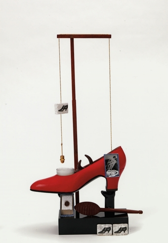 Salvador Dalí, Surrealist Object Functioning Symbolically – Gala's Shoe, 1931 (1973 edition)