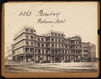 Watson's Hotel in the 19th century