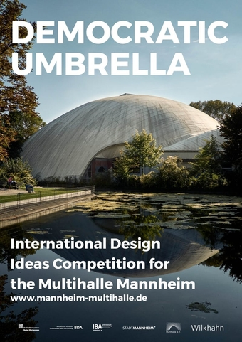 Poster: Democratic Umbrella – International Ideas Competition