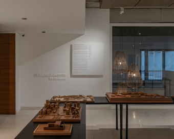 Views of 'In Search of Coherence', as exhibited at Hyderabad, April 26 & 27th 2019