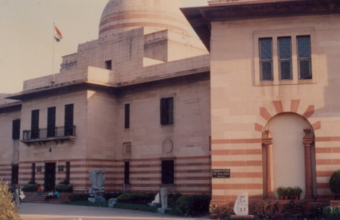 Photograph 10 – Jaipur House front and side extrance