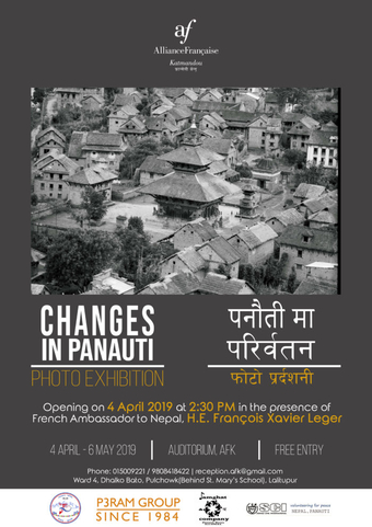 Poster: Changes in Panauti