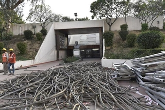 The fate of Nehru Pavilion at Pragati Maidan will be decided by the Delhi High Court on February 23