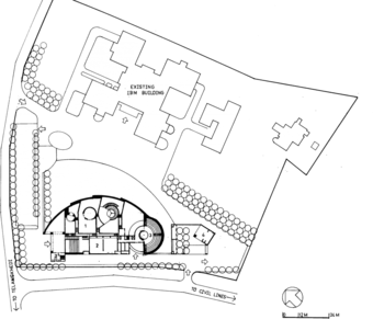 Site Plan, Minerals and Mining Museum