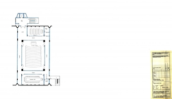 Renovation of Tagore Hall - Third Floor Plan