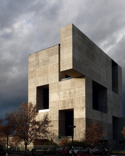 The UC Innovation Center – Anacleto Angelini, part of the Universidad Católica de Chile in Santiago, was designed by the firm of Alejandro Aravena. Mr. Aravena was awarded the Pritzker Prize, architecture's highest honor, on Wednesday.