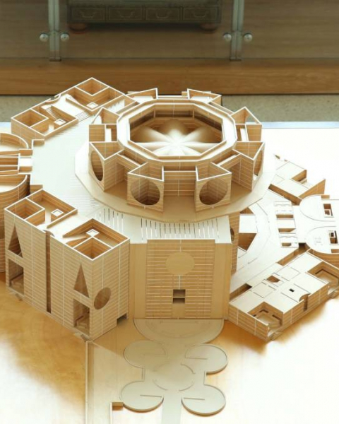 From Island to Island-The creative journey of Louis Kahn' is jointly organised by the permanent missions of Bangladesh and Estonia to the UN on Monday, Apr 9, 2019.