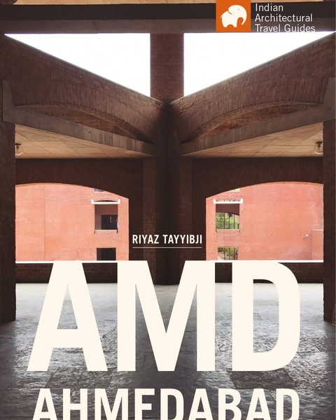 Authored by Riyaz Tayyibji, of Ant Hill Designs, Ahmedabad, and published by Altrim Publishers, this travel guide takes one through the ancient and modern architectural marvels of the design capital of India – Ahmedabad.