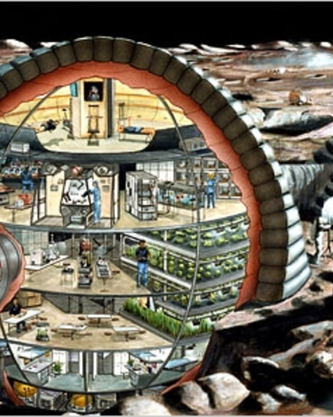Alliance to Rescue Civilization differs from other so-called doomsday projects. It envisions a lunar base where, in the event of global catastrophe, humans could carry on, protecting DNA samples of life on Earth and maintaining a bank of human knowledge.