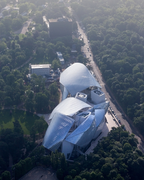 Some critics have called the Vuitton Foundation Some critics have called the Vuitton Foundation one of the most sophisticated buildings Mr. Gehry has ever done. one of the most sophisticated buildings Mr. Gehry has ever done.