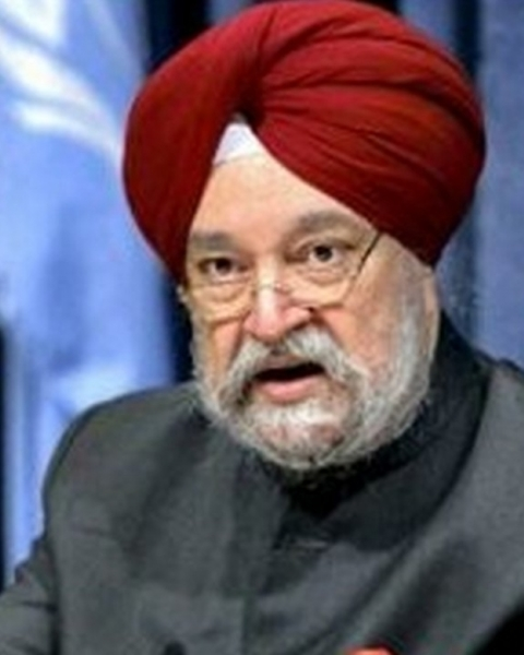 No trees would be cut in the process of redevelopment of seven colonies in South Delhi, Union Minister Hardeep Singh Puri said on Thursday.
