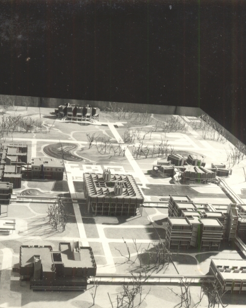 Site model for Indian Institute of Technology Campus, Kanpur Site model for Indian Institute of Technology Campus, Kanpur
