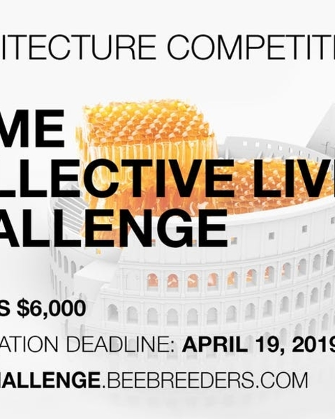 Poster: Rome Collective Living Challenge