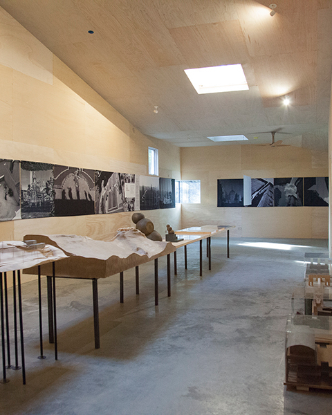 Rome and the Teacher, Astra Zarina is open at 'T' Space, a multidisciplinary arts center in Rhinebeck, New York, through September 14.
