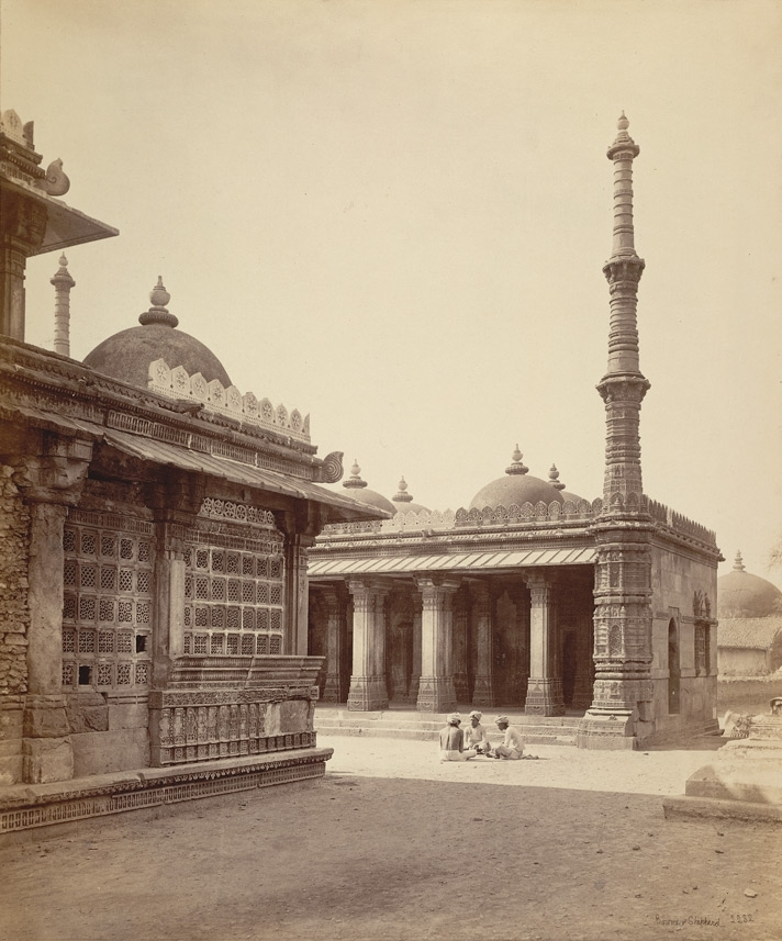Ahmedabad - Rani Sipri's Mosk and Tomb