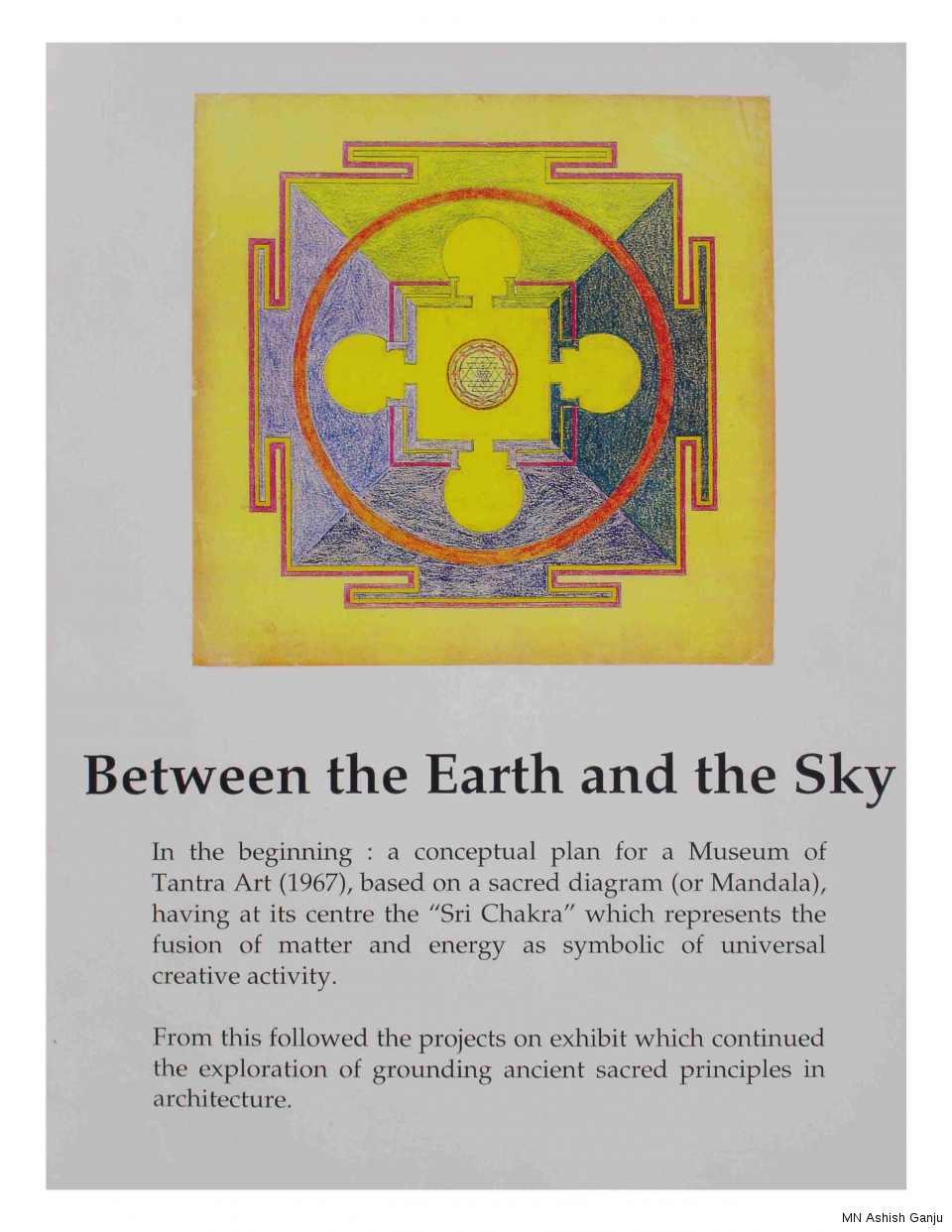 Slide 2: Between the Earth and the Sky