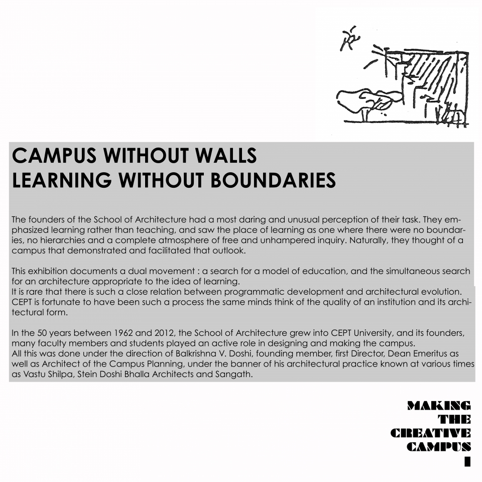 1. Campus without walls, learning without boundaries