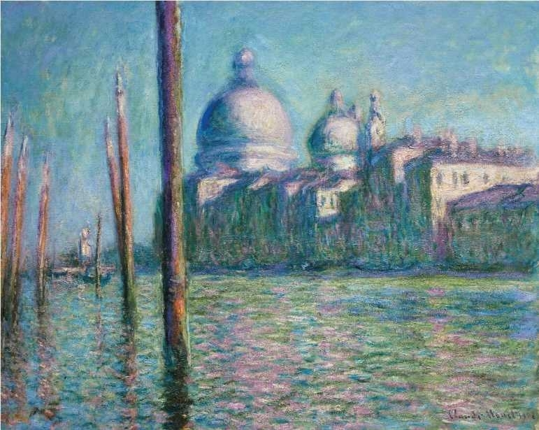The Grand Canal (Le Grand Canal), 1908; Oil on canvas; 73 × 92 cm; Nahmad Collection, Monaco
