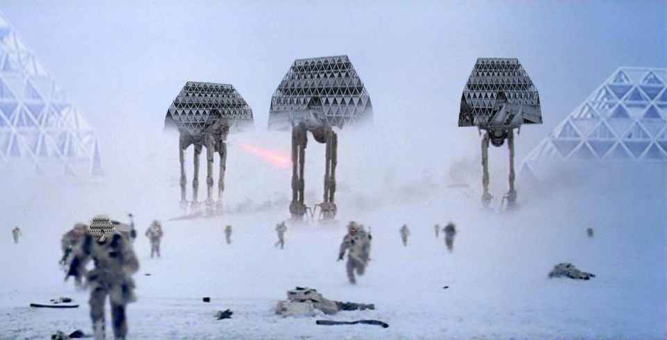 Battle of the Planet Hoth, Star Wars IV: The Empire Strikes Back