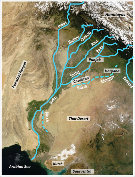 The Indus civilization was the largest—but least known—of the first great urban cultures that also included Egypt and Mesopotamia.