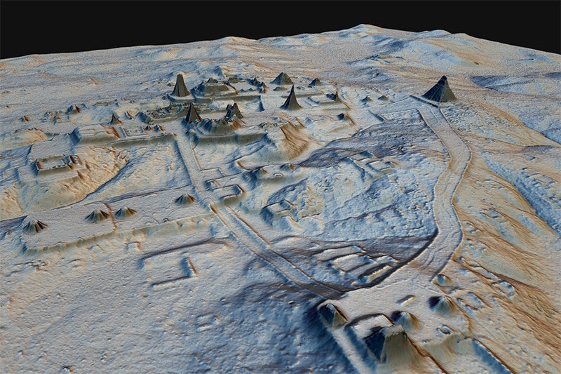 Tulane University researchers Marcello Canuto and Francisco Estrada-Belli are part of a team of researchers who uncovered ancient cities in northern Guatemala through the use of jungle-penetrating LiDAR (light detection and ranging) technology.  Read more