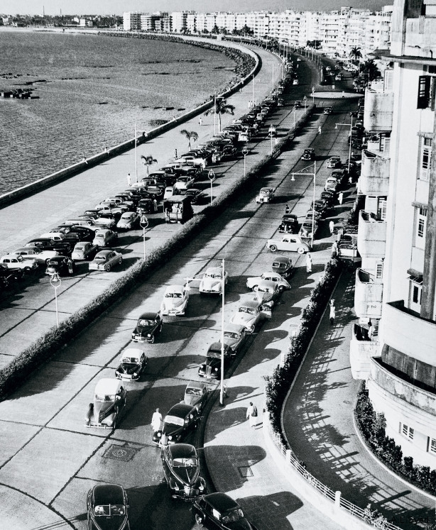 Image result for 1940-50 BOMBAY MARINE DRIVE
