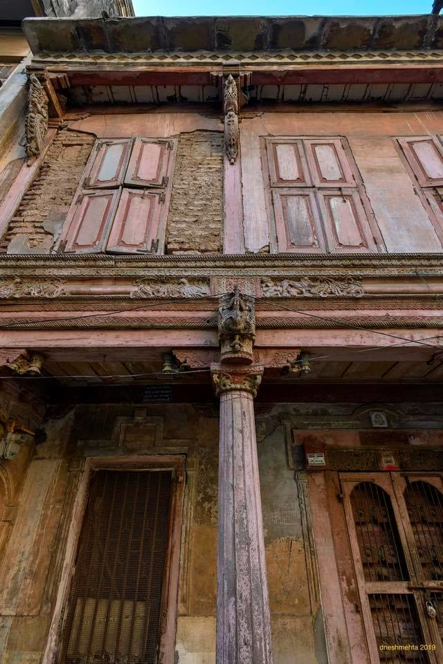 The 'old city' of Surat