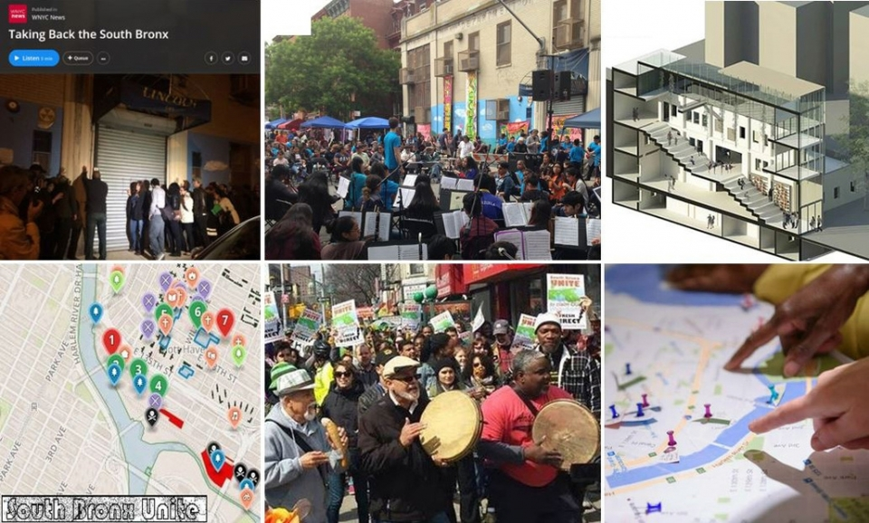 Community Land Trust as a Model for Public Space.jpg: Community Land Trust as a Model for Public Space, proposed by South Bronx Unite, in collaboration with New York City Community Land Initiative and the Mott Haven-Port.