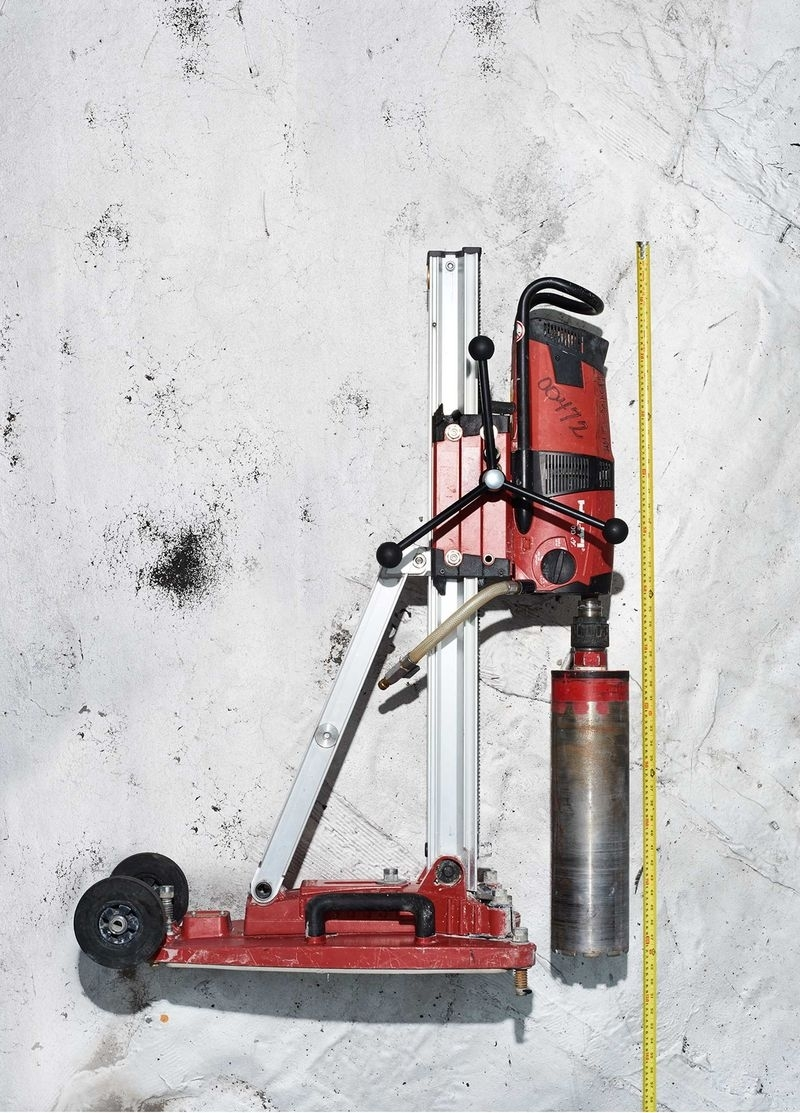 Concrete coring drill: Hilti DD 350-CA, starting at $5,519