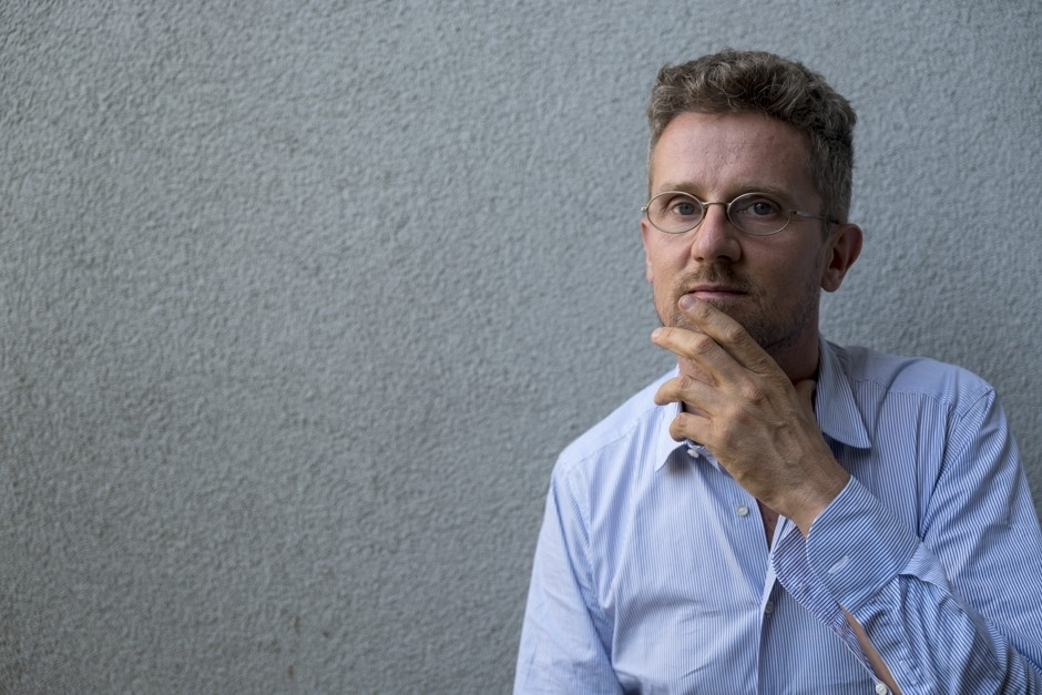 "Carlo Ratti evangelizes the concept of a ""real-time city,"" where physical and social networks are in constant interplay, knitted together by a layer of digital sensors."