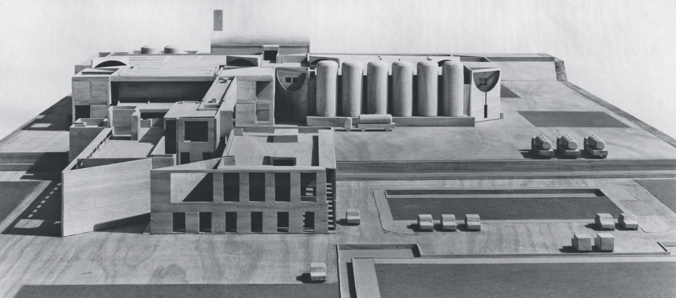 MAFCO Dairy, Model ('front' view)