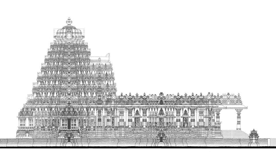 No new Hoysala-style temple has been built since the 14th century and there are no 'sthapatis' (temple architects) practising the Hoysala style.