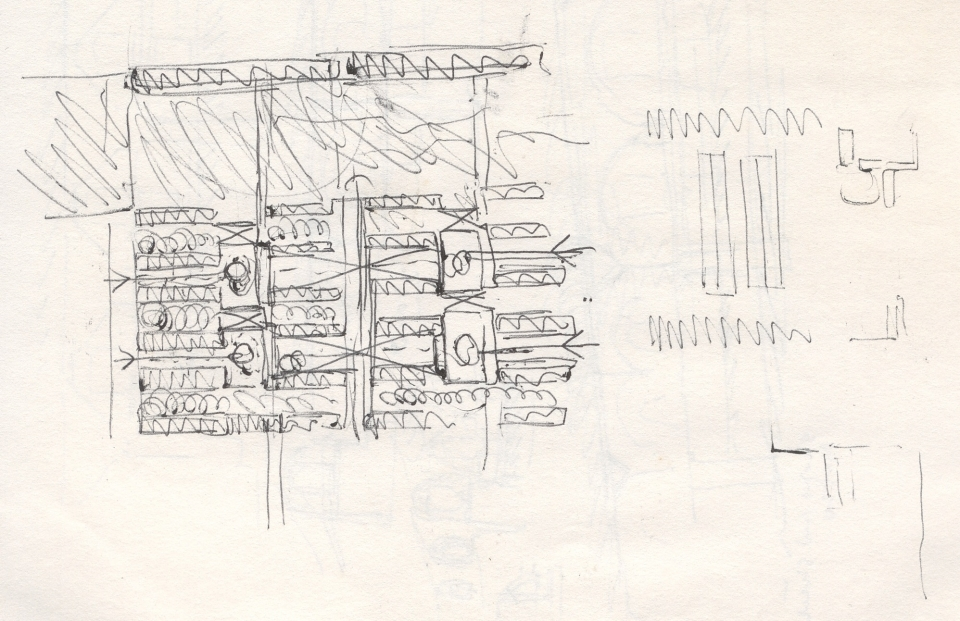 Overall Site Layout; Preliminary Studies