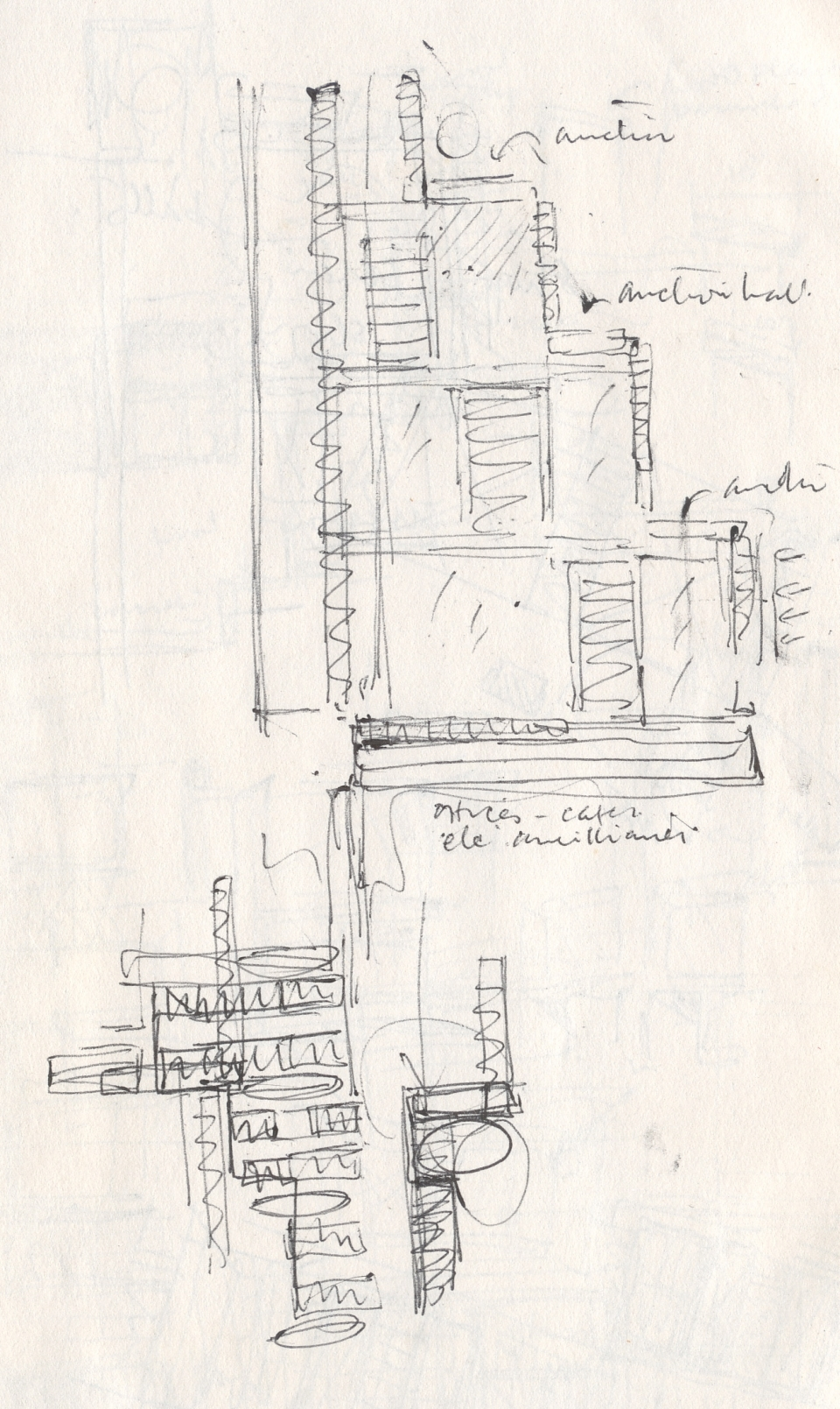 Site Layout; Preliminary Studies