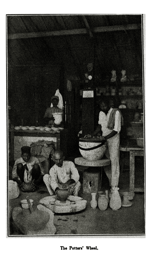 The Potters' Wheel