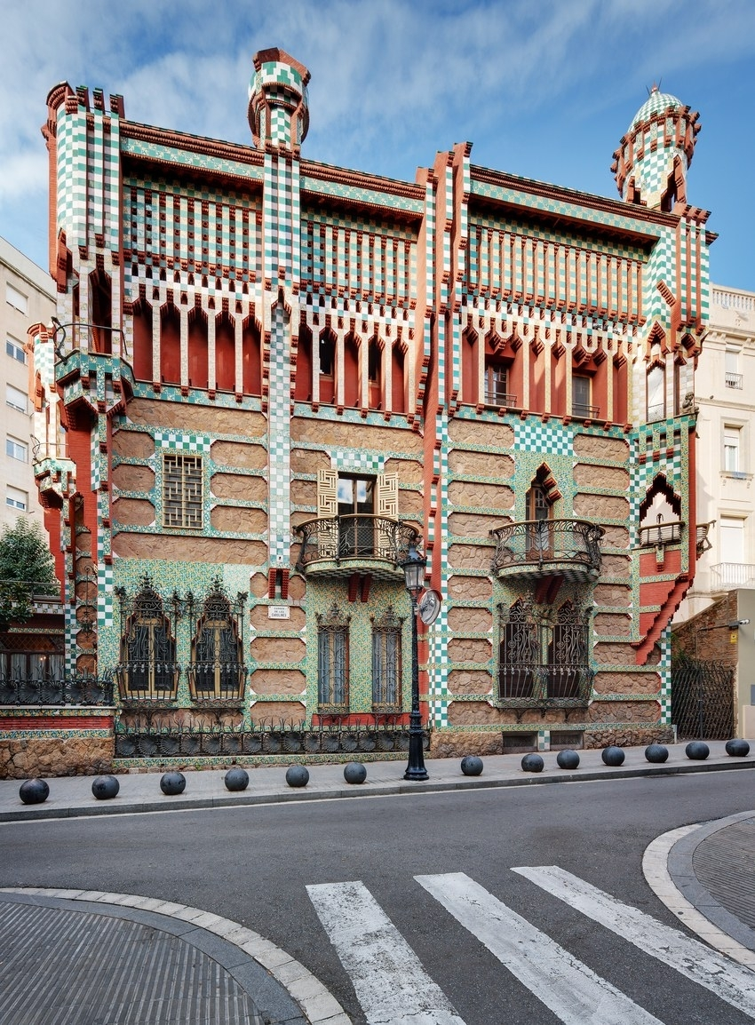 Gaudí designed Casa Vicens more than a century ago—and it will soon be open for public viewing.