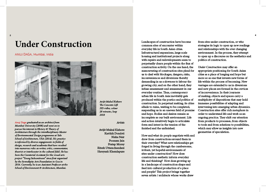 Under Construction, Page 01