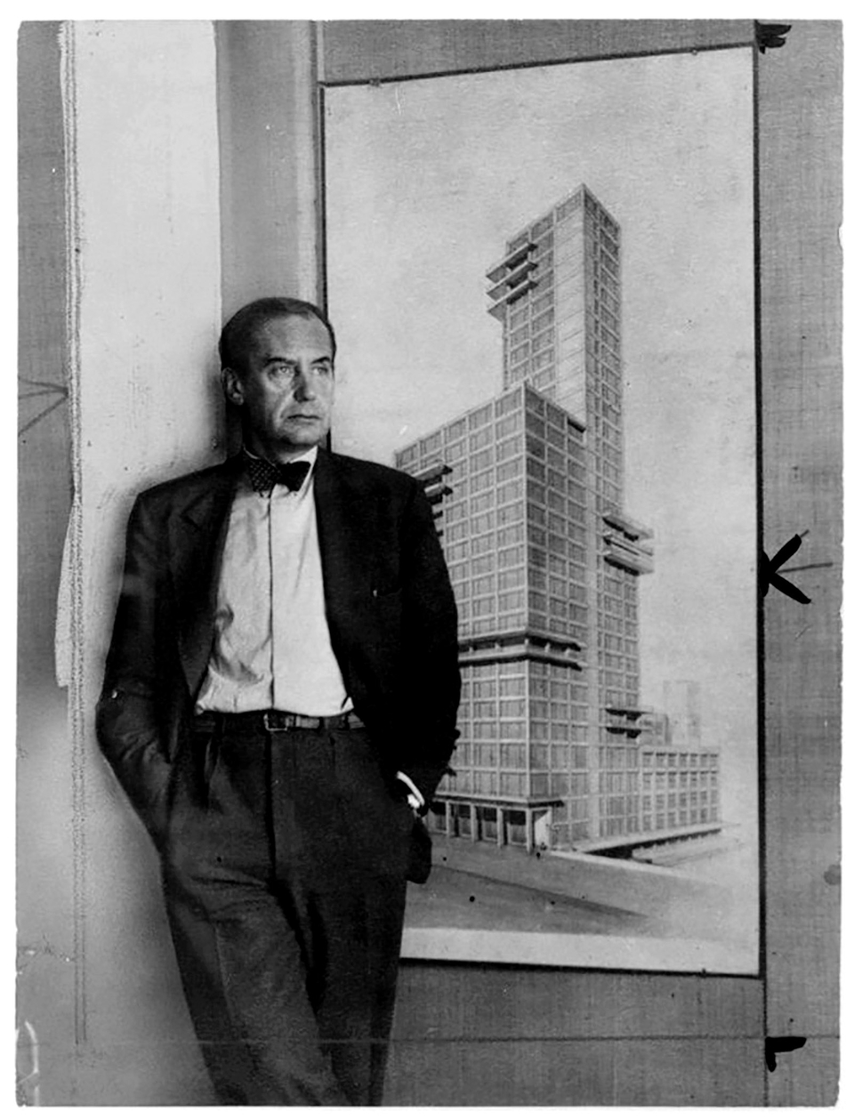 Whatever else one might think of Walter Gropius—the pioneering German architect who founded the Bauhaus a century ago this year and thereby earned an irrevocable place in the pantheon of Modernism—it is hard not to be impressed by his most salient talent: