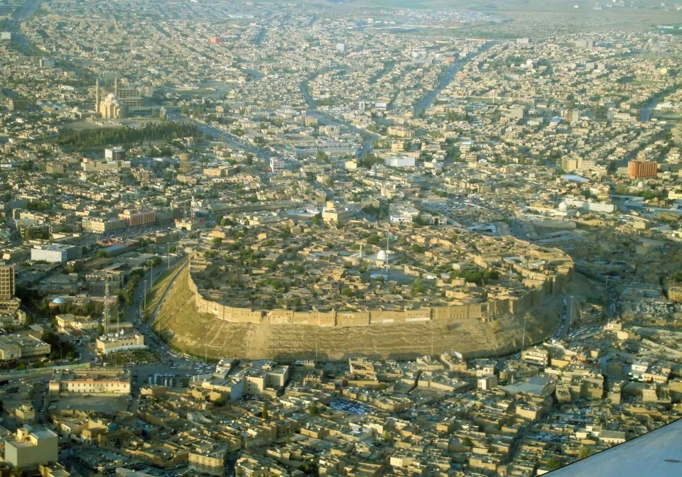Citadel (old city) of Hewlêr (Erbil)