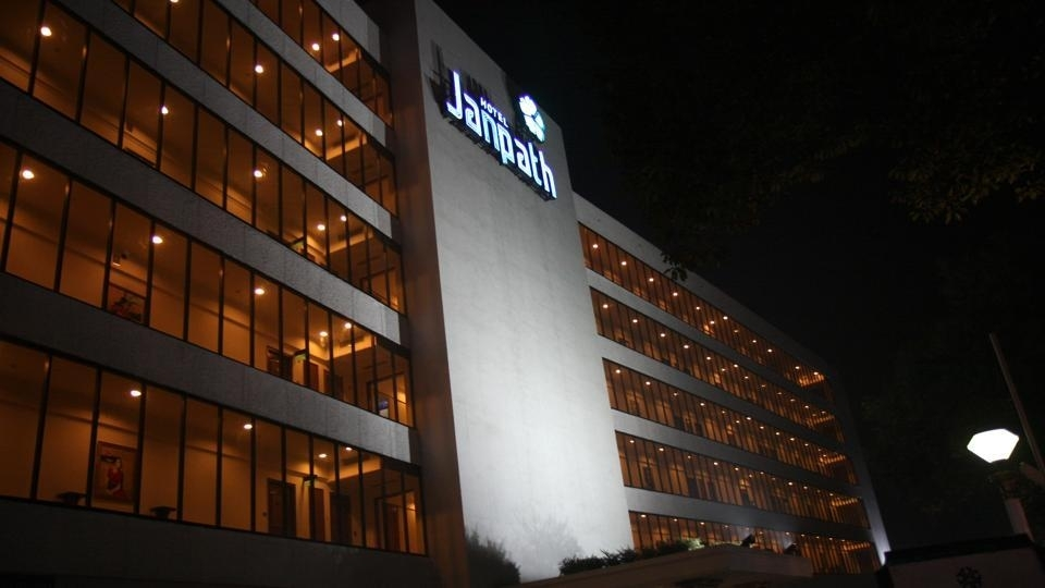 Delhi's Janpath Hotel will be demolished to make way for govt offices Last year, the government decided to exit four ITDC-run hotels across India, including Janpath Hotel, as part of its Rs 72,500 crore disinvestment plan for 2017-18.  DELHI Updated: May