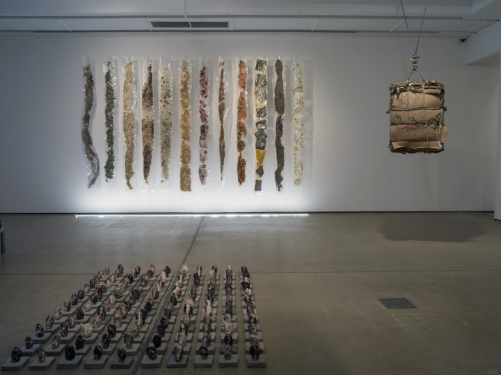 Material Politics, installation view