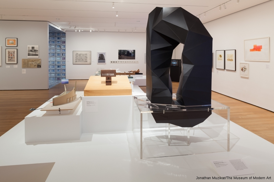 Endless House: Intersections of Art and Architecture