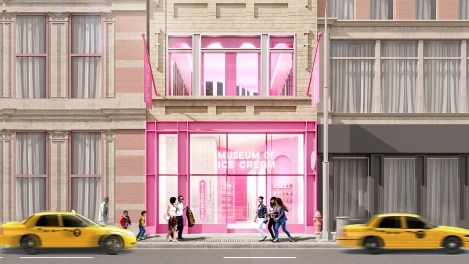 The Museum of Ice Cream, which opened its first pop-up experience in New York City three years ago, is announcing that it is returning to the city with a permanent installation this fall.